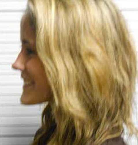 Jenelle Evans Mugshot (May 2013)