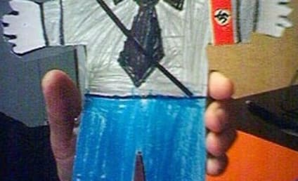 More Jesse James Nazi Pics: Revealed!