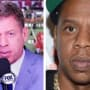 NFL Viewers Debate: Does Troy Aikman Look Like Jay Z?