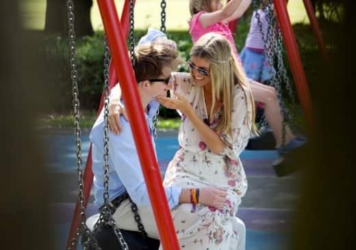 Cressida Bonas and Prince Harry Photo (Fake)