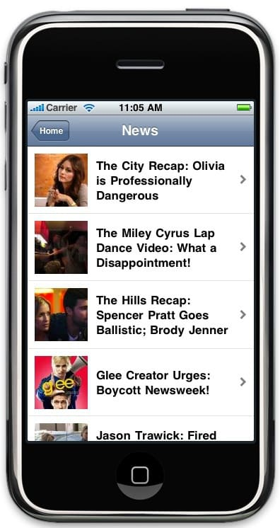 Celebrity News - Latest Celeb News & Gossip on the App Store