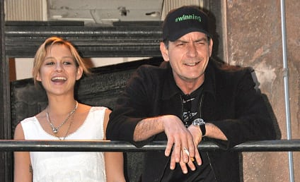 Charlie Sheen Did Not Tell Bree Olson About His HIV Because...