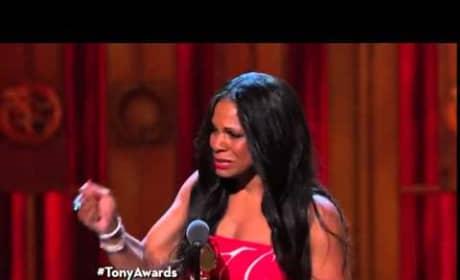 Audra McDonald Tony Awards Speech