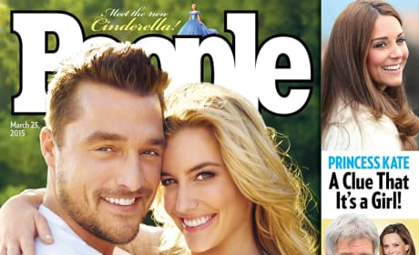 Chris Soules and Whitney Bischoff Photo