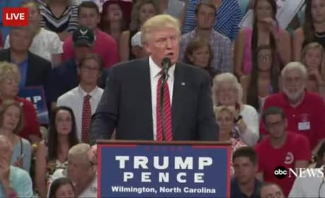 Donald Trump May Have Just Called For Hillary Clinton Assassination