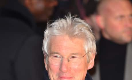 Richard Gere Close Up