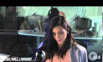 Kim Kardashian Reads Fifty Shades of Grey Passage, Looks to Break Radio