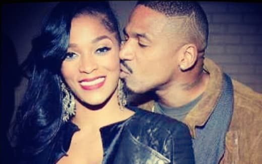 Joseline and Stevie