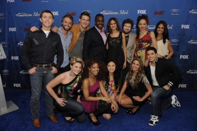Season 10 Idol Finalists