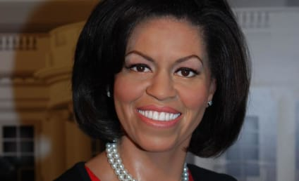 Awesome Michelle Obama Hairstyles The Hollywood Gossip Short Hairstyles Gunalazisus