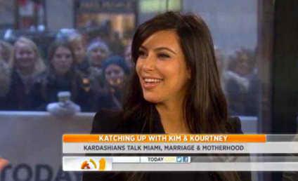 Kim Kardashian on The Today Show: No Rush to Marry!