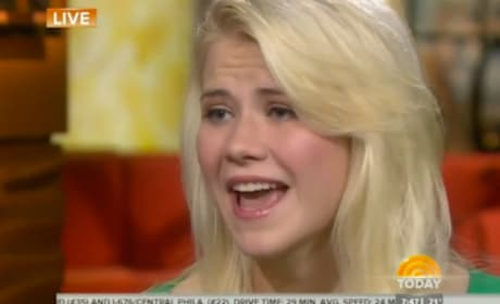 Elizabeth Smart Speaks on Kidnapping Ordeal