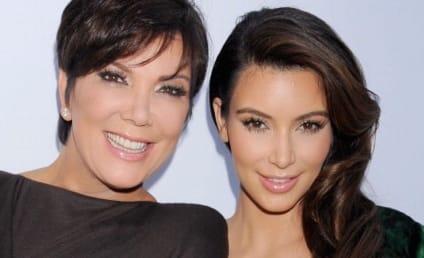 "Kim Kardashian Sends Birthday Wishes to ""Best Friend"" of a ""MILF"" Mother"
