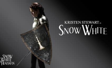 Kristen Stewart as Snow White: First Look!