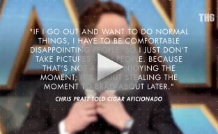 Chris Pratt: Is He a Diva?!?