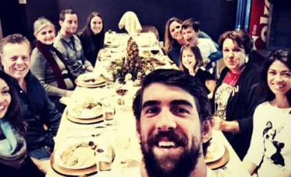 Michael Phelps: Out of Rehab! Dating Nicole Johnson Again!