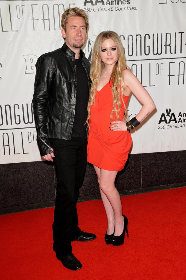 Chad Kroeger, Avril Lavigne Photo