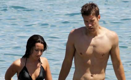 Ashley Tisdale and Scott Speer: Fun in the Sun!