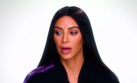 Kim Kardashian on KUWTK Season 13