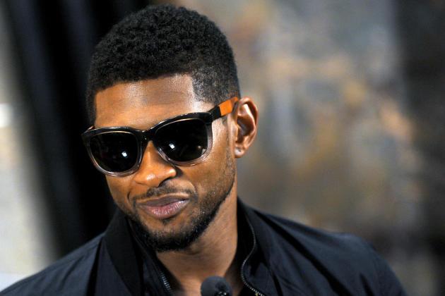 Photo of Usher
