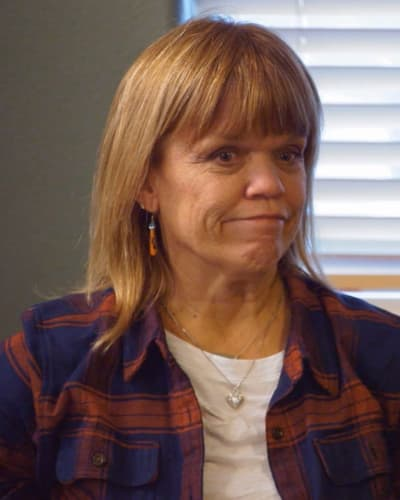 Amy Roloff on the Air