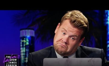 James Corden Pens Letter to Self, Mocks Kim Kardashian