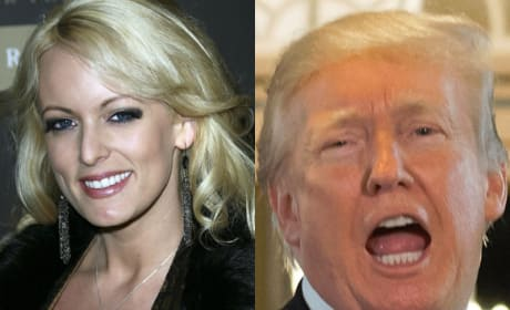 Stormy Daniels Sues Donald Trump: I Won't Be Silenced!