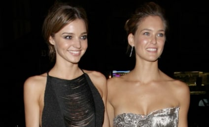 Fancy Fashion Face-Off: Miranda Kerr vs. Bar Refaeli