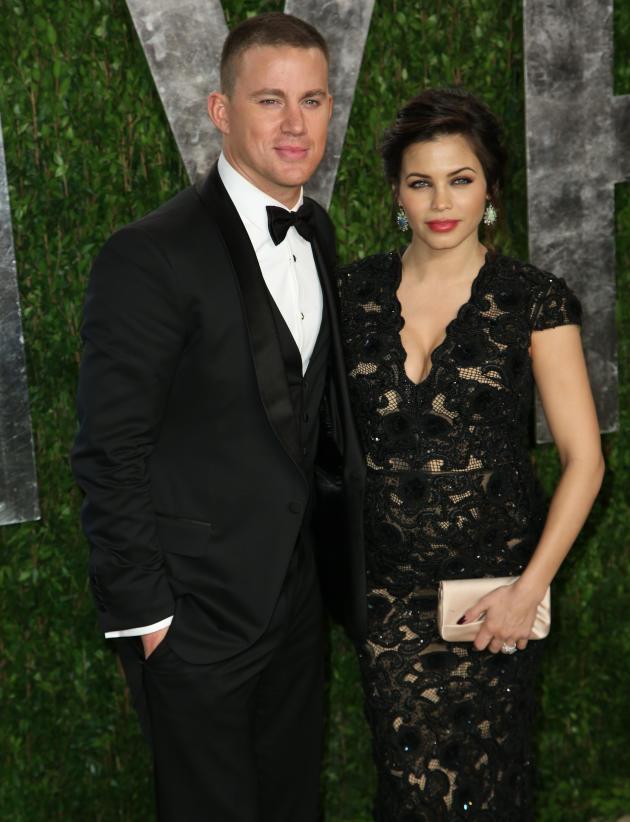 Channing Tatum, Wife