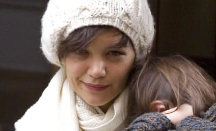 Katie Holmes & Suri Cruise in NYC: End of an Era