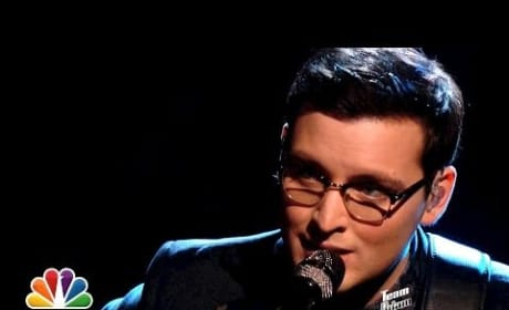 """James Wolpert: """"A Case of You"""" - The Voice"""