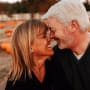 Amy Roloff and Chris Marek, Pumpkin Patch PDA