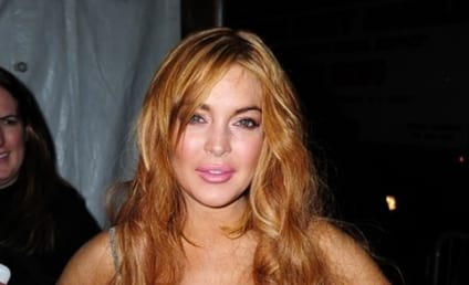 Lindsay Lohan Lips: Is That Normal?!