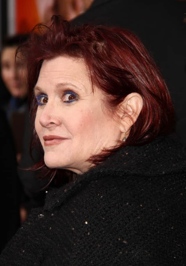 Carrie Fisher Picture
