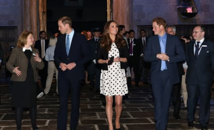 Kate Middleton to Prince Harry: Get Back Together with Cressida Bonas NOW!