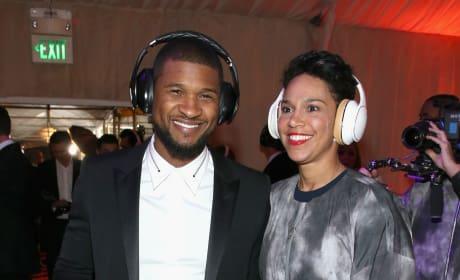 Usher, Wife #2