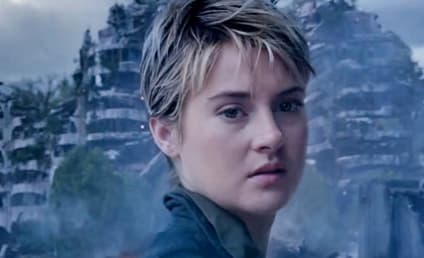 Insurgent Movie Trailer: Who is Tris Trying to Rescue?