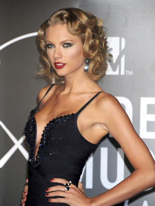 T. Swizzle at the VMAs