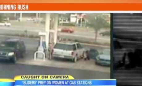 Sliders: Stealing Purses at Gas Stations