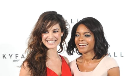 Berenice Marlohe & Naomie Harris: The New Bond Girls