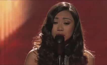 Jessica Sanchez Has a Dream on American Idol