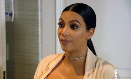 Kim Kardashian and Kris Jenner Make $1 Million Wager
