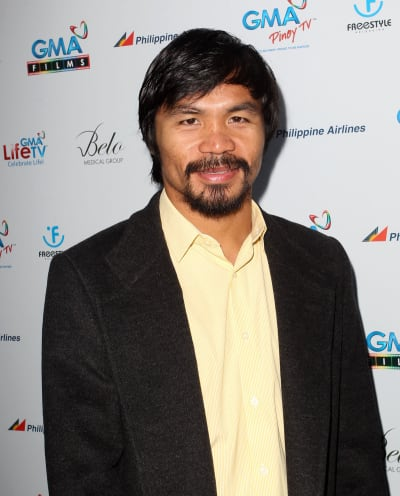Manny Pacquiao Pic