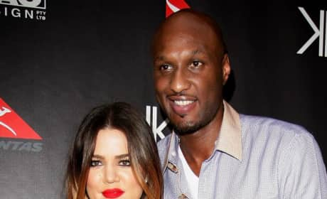 Khloe Kardashian, Lamar Odom Separated