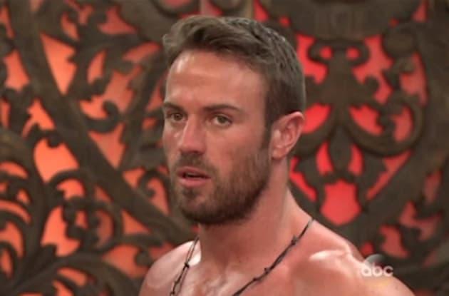 Chad Johnson Topless