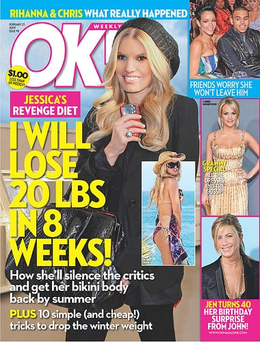 Jessica Simpson: The Revenge Diet