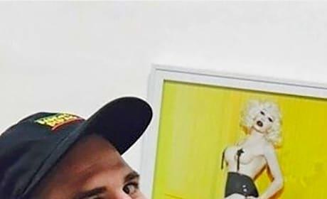 Liam Hemsworth and Miley Cyrus Get Goofy