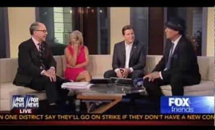 Robert Davi and Gretchen Carlson: Twerking on Fox & Friends!