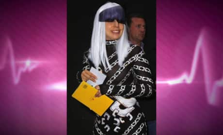 Lady Gaga LOVES Photoshop!