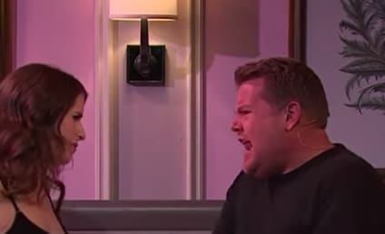 James Corden Just Pretended to Bang Anna Kendrick